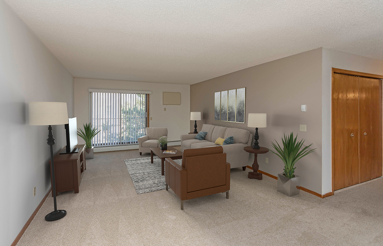 The Maple (2 Bedroom)