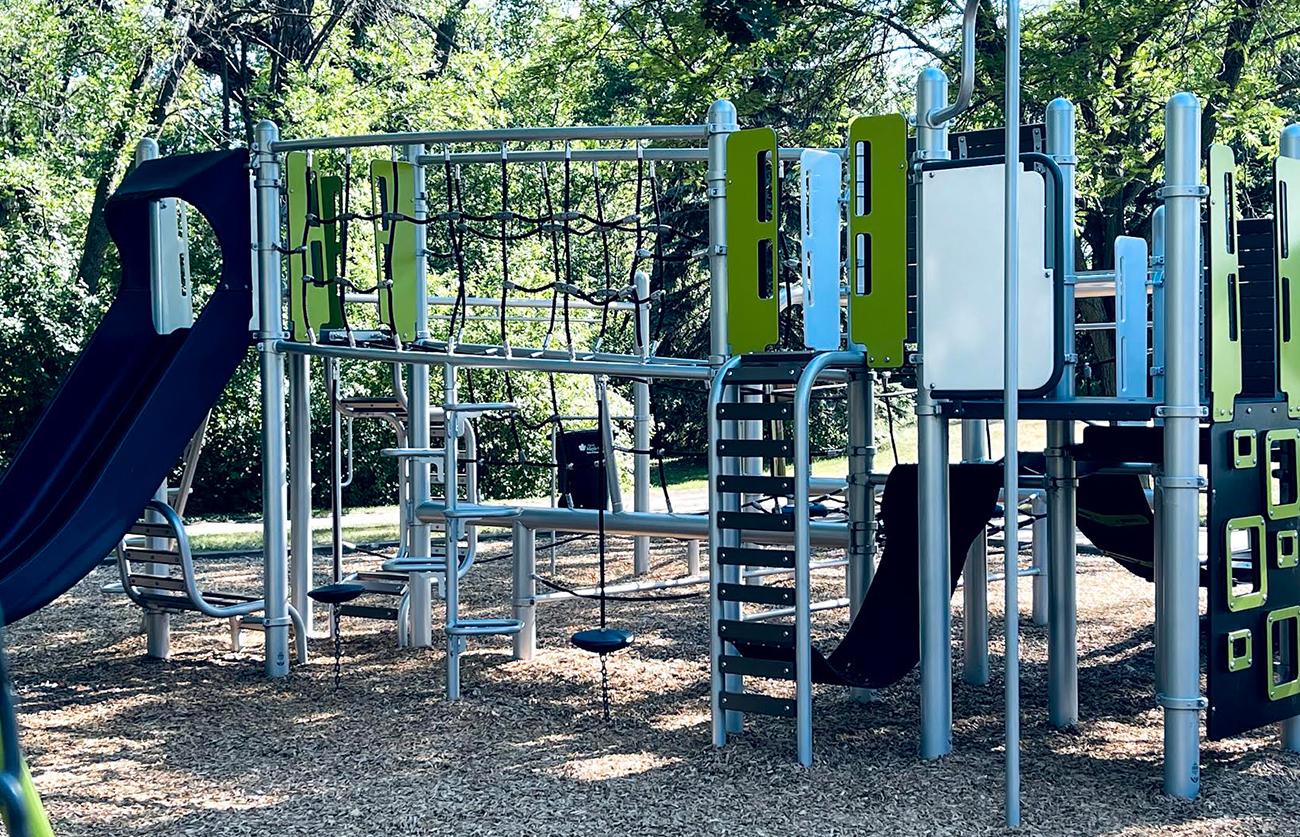 Woodcrest Park playground