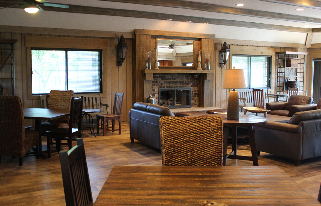 Reserve the party room for up to 40 guests!